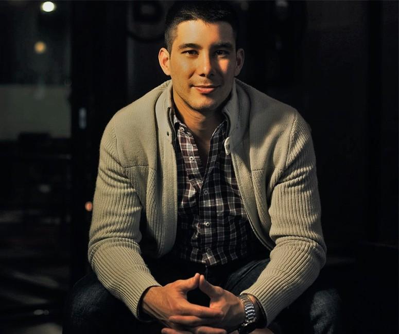 Portrait of Nick Kengmana